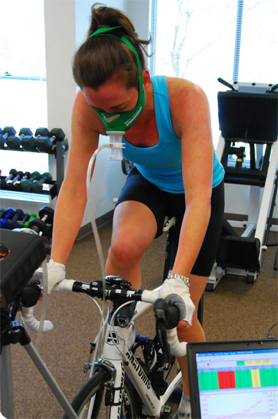 VO2max Test for cyclists and triathletes - Gold Coast