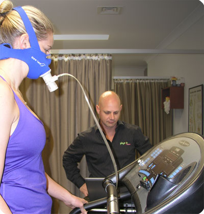 VO2max and metabolism tests for weight loss and running performance - Gold Coast